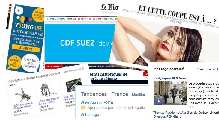 Publicité Internet Algérie